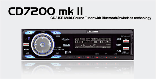 Eclipse Car Stereo: Eclipse Audio Operation ManualEclipse Audio Operation